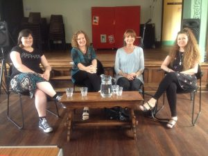 WorcsLitFest - Romantic Novelists' Panel